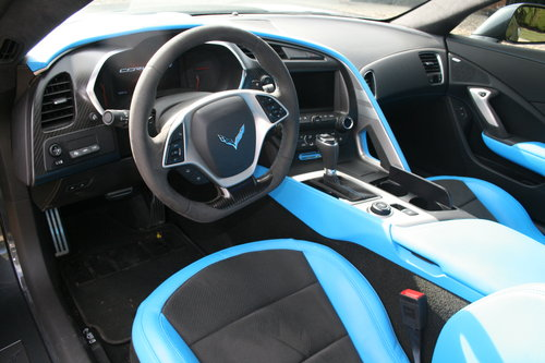 2017 Chevrolet Corvette Grand Sport Collectors Edition No. 444.  For Sale (picture 5 of 6)