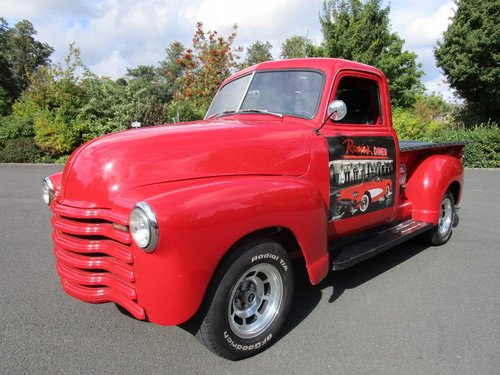 **REMAINS AVAILABLE**1951 Chevrolet GMC Pick Up SOLD by Auction (picture 1 of 1)