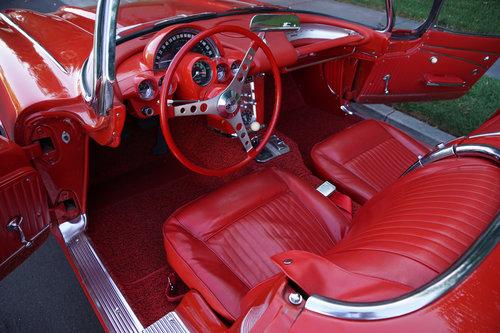 1952 1962 Chevrolet Corvette 327/340HP V8 4 spd Roadster SOLD (picture 5 of 6)