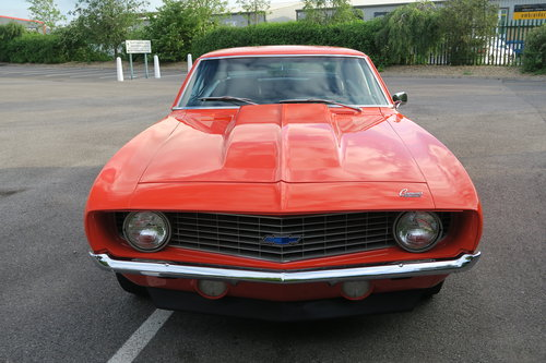 1969 Chevrolet Camaro COPO 9651 Tribute Ex Gas Monkey Garage For Sale (picture 5 of 6)