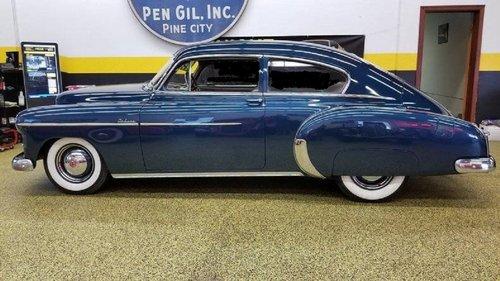 1949 Chevrolet Fleetline Deluxe 2DR Sedan For Sale | Car And