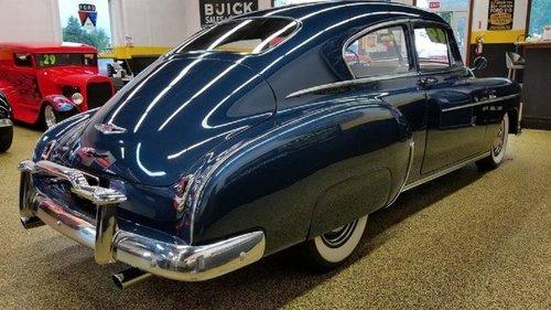1949 Chevrolet Fleetline Deluxe 2DR Sedan For Sale (picture 3 of 6)