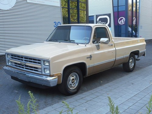 CHEVROLET C10 PICK-UP SILVERADO 1985 For Sale (picture 1 of 6)