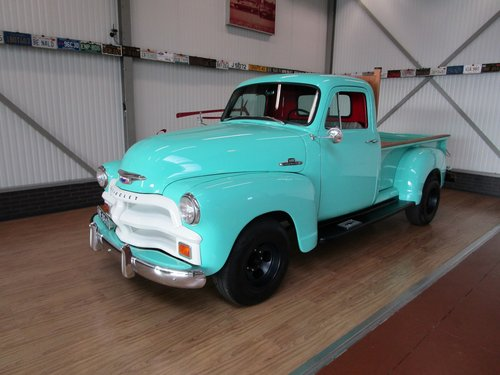 1955 Chevrolet 3600 Stepside Long Bed For Sale (picture 1 of 6)
