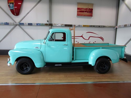 1955 Chevrolet 3600 Stepside Long Bed For Sale (picture 2 of 6)
