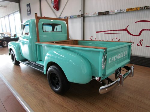 1955 Chevrolet 3600 Stepside Long Bed For Sale (picture 3 of 6)