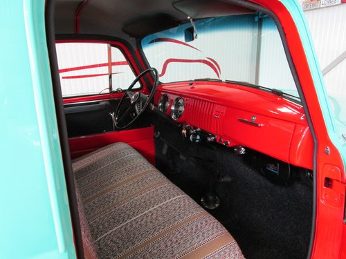 1955 Chevrolet 3600 Stepside Long Bed For Sale (picture 5 of 6)