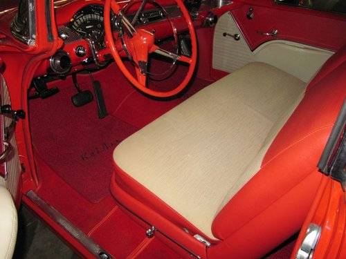 1955 Chevrolet Bel Air 2DR HT For Sale (picture 4 of 6)