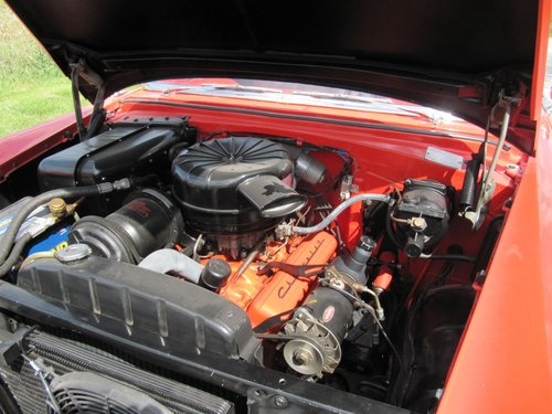 1955 Chevrolet Bel Air 2DR HT For Sale (picture 6 of 6)