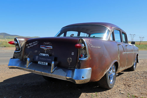 1956 Chevrolet 210 (RHD) For Sale (picture 2 of 6)