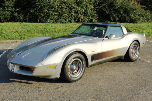 1982 Chevrolet C3 Corvette Stingray For Sale (picture 3 of 6)