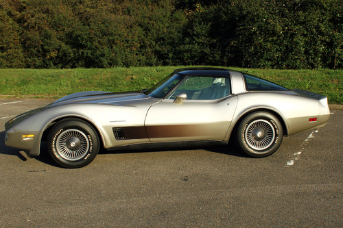 1982 Chevrolet C3 Corvette Stingray For Sale (picture 4 of 6)