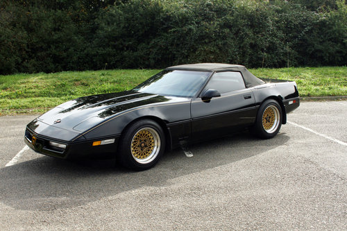 1987 Chevrolet C4 Corvette Convertible For Sale (picture 4 of 6)
