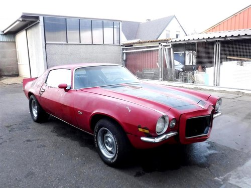 1973 Chevrolet Camaro Z28 For Sale (picture 1 of 6)