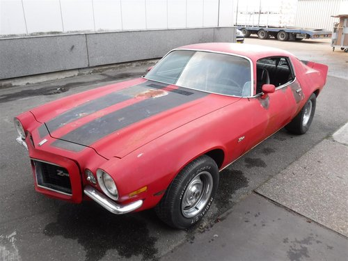 1973 Chevrolet Camaro Z28 For Sale (picture 3 of 6)