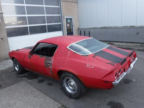 1973 Chevrolet Camaro Z28 For Sale (picture 4 of 6)
