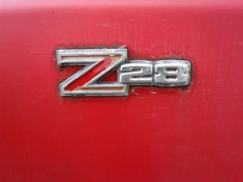 1973 Chevrolet Camaro Z28 For Sale (picture 5 of 6)