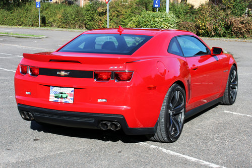 2013 Chevrolet Camaro ZL1 For Sale (picture 3 of 6)