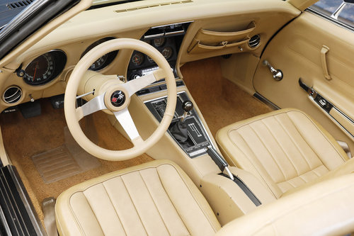1970 Chevrolet Corvette C3 5,7 V8 Convertible For Sale (picture 5 of 6)