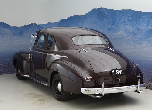1941 Chevrolet Master De Luxe 5,7 Coupé Automatic SOLD (picture 2 of 6)