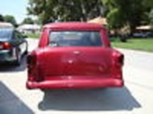 1955 Chevrolet Sedan Delivery For Sale (picture 4 of 6)