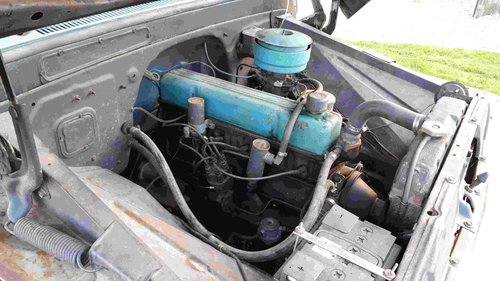 1962 Chevrolet C10 pickup truck For Sale (picture 5 of 6)