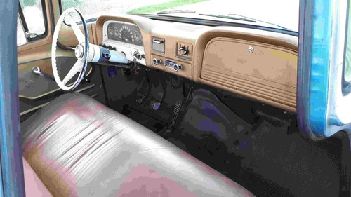 1962 Chevrolet C10 pickup truck For Sale (picture 4 of 6)