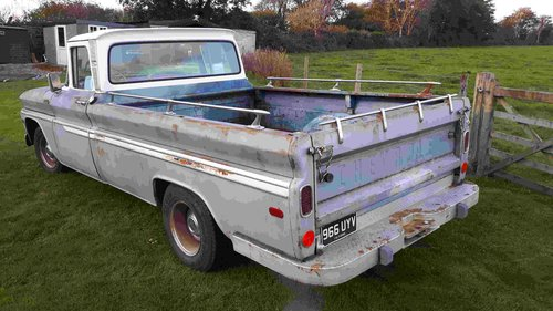 1962 Chevrolet C10 pickup truck For Sale (picture 6 of 6)