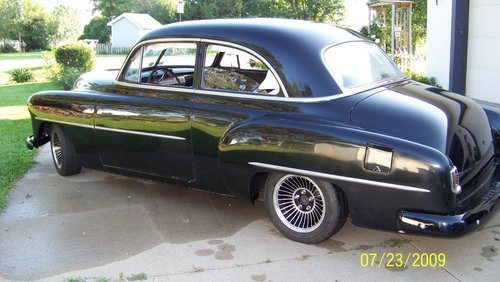 1952 Chevrolet Deluxe Sport Coupe For Sale (picture 1 of 6)