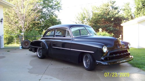 1952 Chevrolet Deluxe Sport Coupe For Sale (picture 2 of 6)