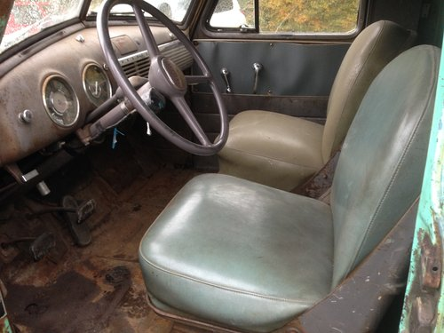 1951 chevrolet 15000 mile panel van For Sale (picture 2 of 6)
