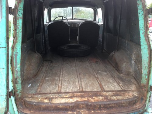 1951 chevrolet 15000 mile panel van For Sale (picture 3 of 6)