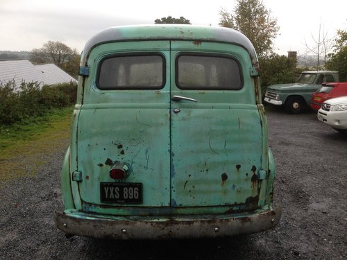 1951 chevrolet 15000 mile panel van For Sale (picture 5 of 6)