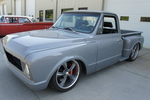 1967 Chevrolet C10 Pickup For Sale Car And Classic