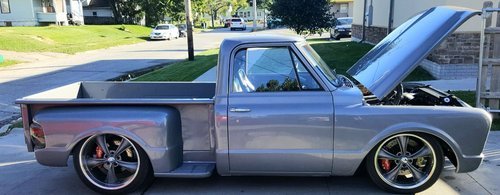 1967 Chevrolet C10 Pickup For Sale (picture 2 of 6)