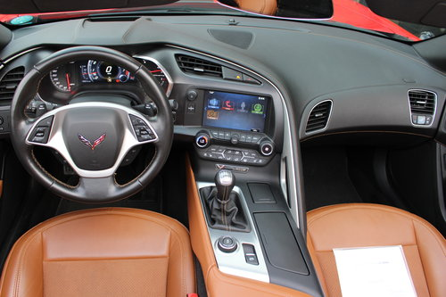 2014 Chevrolet Corvette Stingray 3 LT Z51 7-speed SOLD (picture 6 of 6)