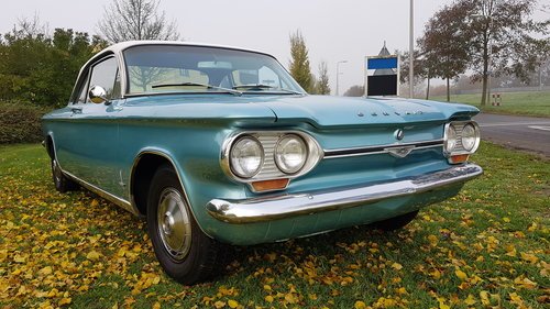 Chevrolet Corvair Coupé 1964 For Sale (picture 1 of 6)