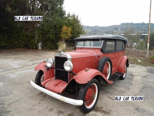 1931 Chevrolet Indipendence Phaeton Torpedo For Sale (picture 1 of 6)