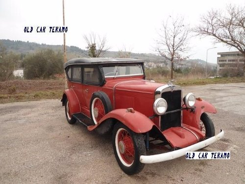 1931 Chevrolet Indipendence Phaeton Torpedo For Sale (picture 2 of 6)