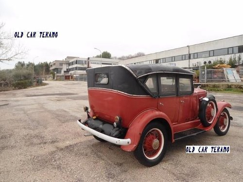 1931 Chevrolet Indipendence Phaeton Torpedo For Sale (picture 3 of 6)