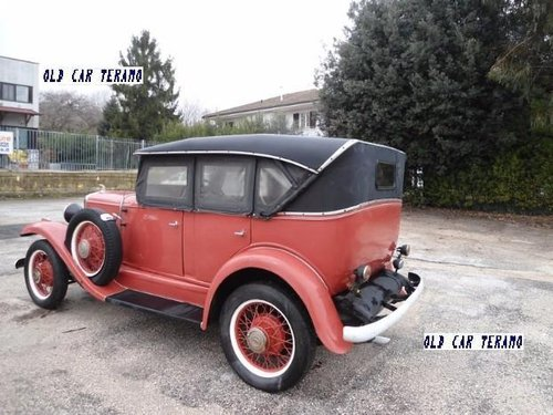 1931 Chevrolet Indipendence Phaeton Torpedo For Sale (picture 4 of 6)