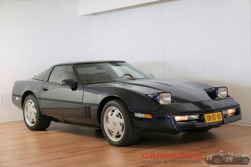 1988 Chevrolet Corvette C4 Targa in perfect condition For Sale (picture 1 of 6)