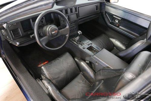 1988 Chevrolet Corvette C4 Targa in perfect condition For Sale (picture 3 of 6)