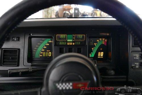 1988 Chevrolet Corvette C4 Targa in perfect condition For Sale (picture 6 of 6)