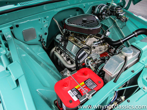 1965 Chevy C10 V8 406ci - SHOW TRUCK For Sale (picture 5 of 6)
