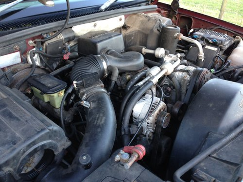 2000 Chevrolet (Holden) Suburban 4x4 Right Hand Drive For Sale (picture 5 of 6)
