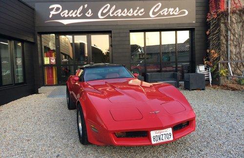 1981 Corvette C3 For Sale (picture 1 of 5)