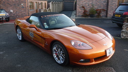 2007 Corvette Indianapolis 500 Pace Car C6 For Sale (picture 3 of 6)