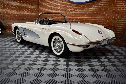 1959 Chevrolet Corvette Roadster For Sale (picture 4 of 6)