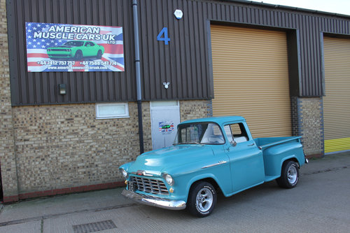 1956 Chevrolet 3100 Truck SOLD (picture 1 of 6)